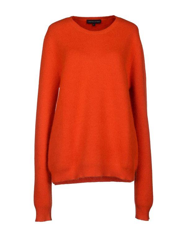 橙色 JONATHAN SAUNDERS 套衫