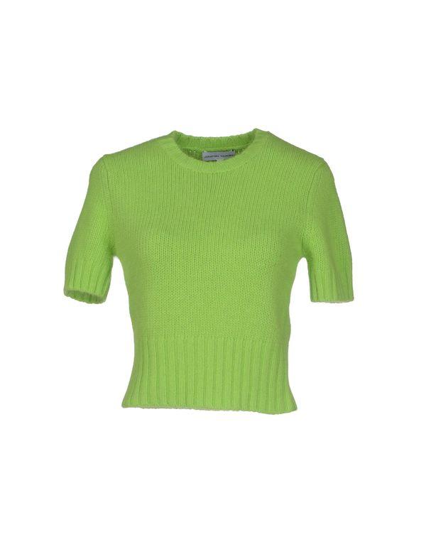 绿色 JONATHAN SAUNDERS 套衫