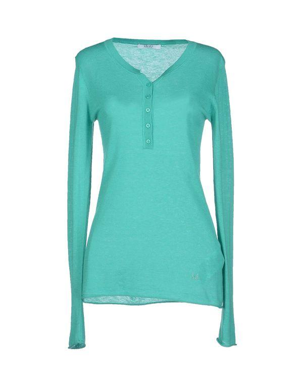 浅绿色 LIU •JO JEANS 套衫