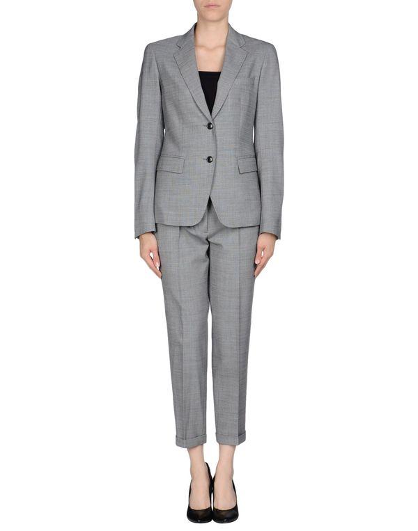 灰色 MAURO GRIFONI 女士西装套装
