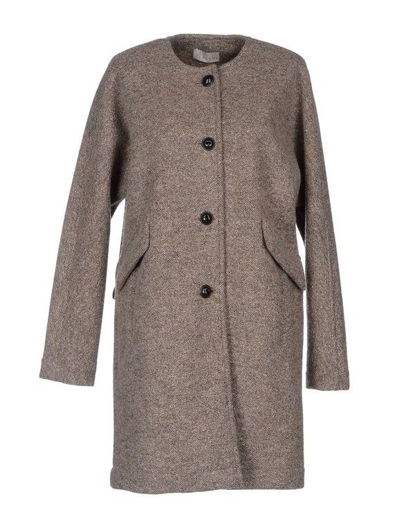 棕色 ALYSI 大衣