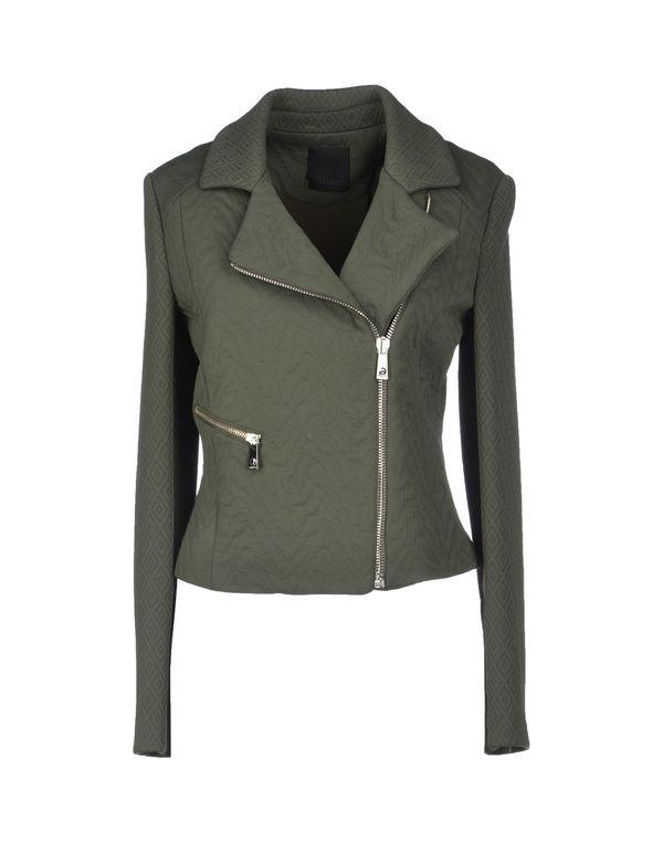 军绿色 PINKO BLACK 夹克