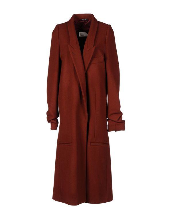 波尔多红 MAISON MARTIN MARGIELA 1 大衣