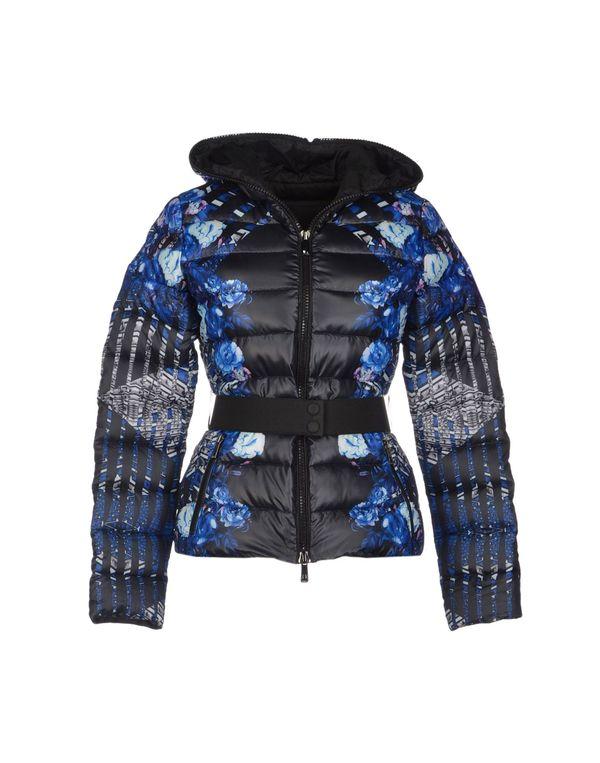 蓝色 PINKO BLACK 羽绒服