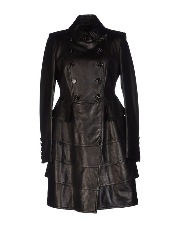 黑色 BURBERRY PRORSUM 外套