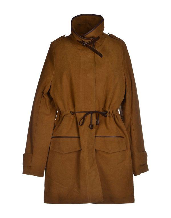 棕色 SESSUN 大衣