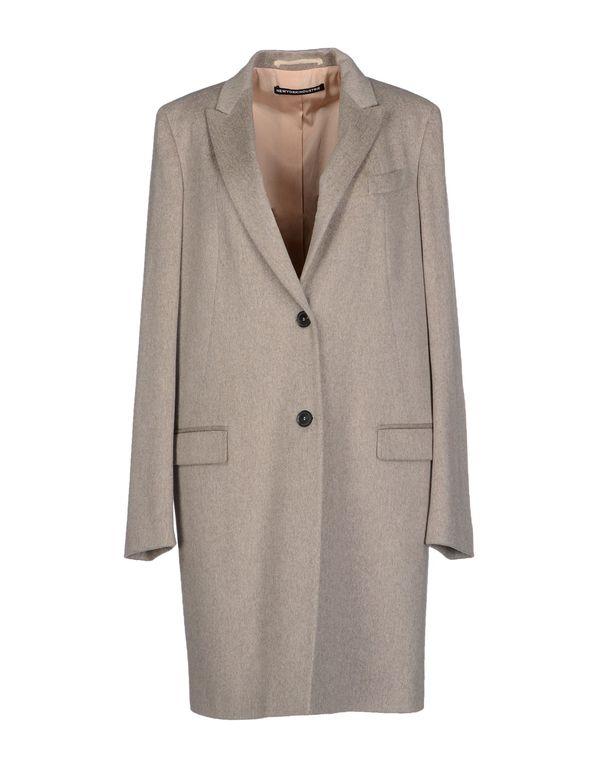 鸽灰色 NEW YORK INDUSTRIE 大衣