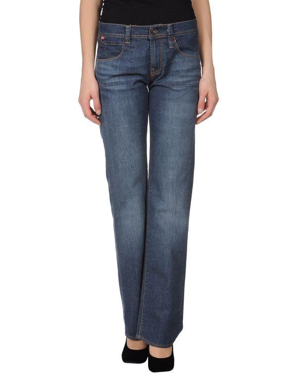 蓝色 MISS SIXTY 牛仔裤