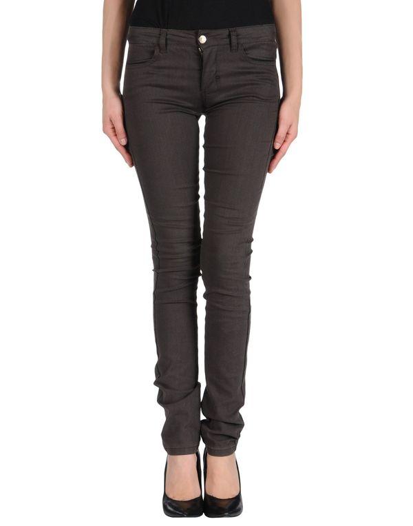 深棕色 PINKO GREY 牛仔裤