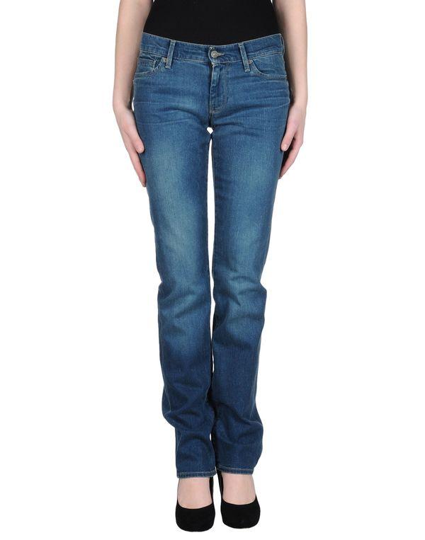 蓝色 7 FOR ALL MANKIND 牛仔裤