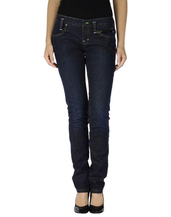 蓝色 BOSS ORANGE 牛仔裤