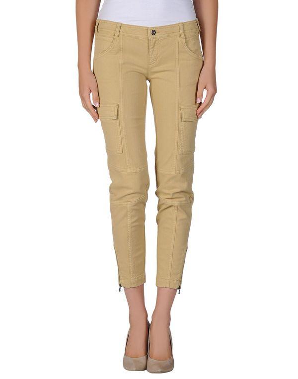 沙色 D&G 牛仔裤