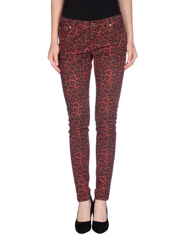 红色 MICHAEL KORS 牛仔裤