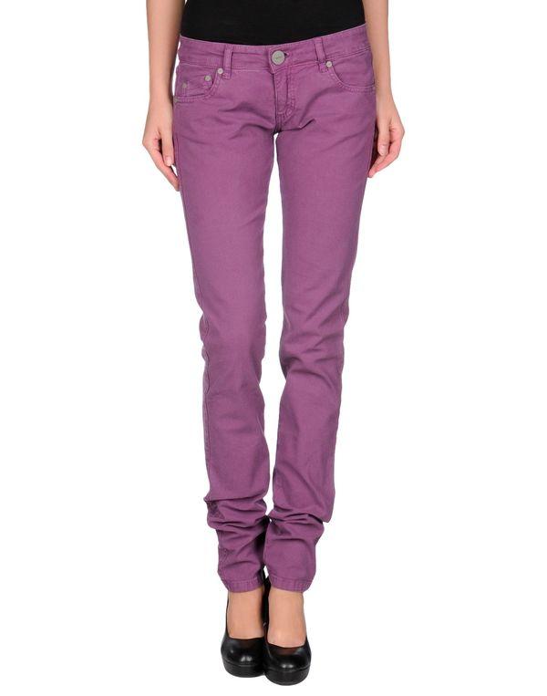 紫红 PINKO 牛仔裤