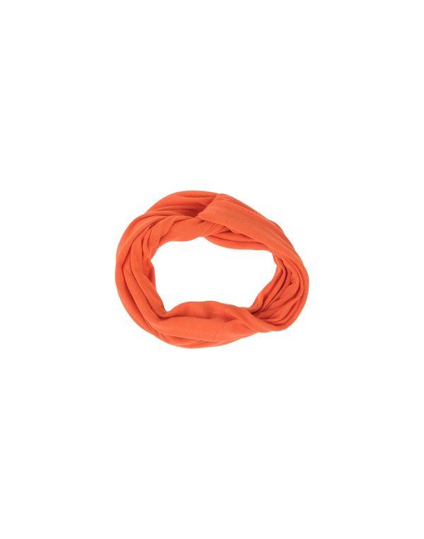 橙色 NEERA 领部装饰