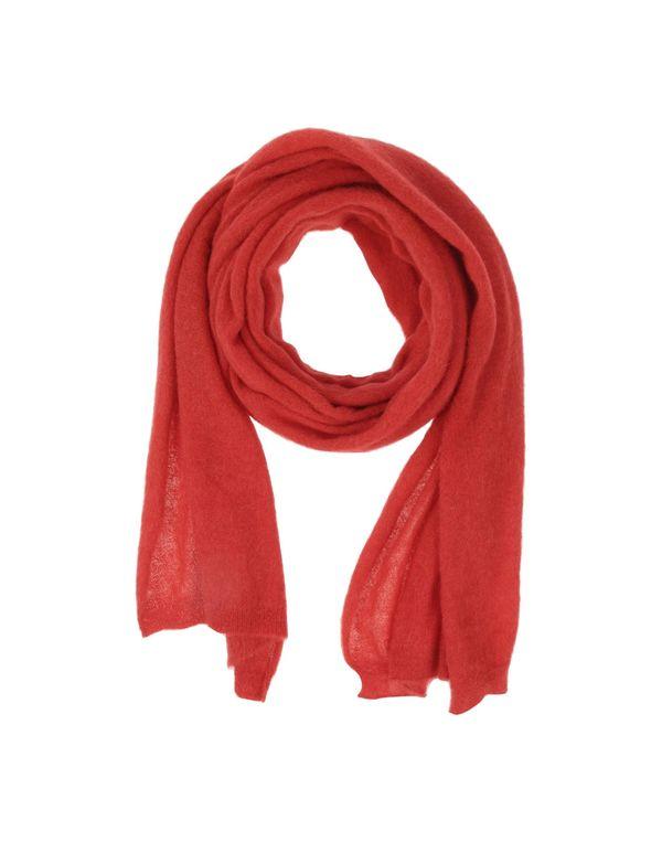 红色 KAOS 围巾