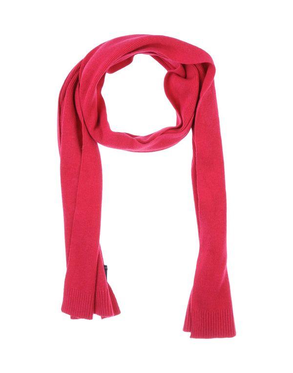 石榴红 TOMMY HILFIGER 围巾