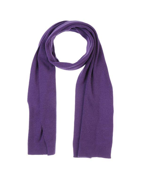 紫色 TOMMY HILFIGER 围巾