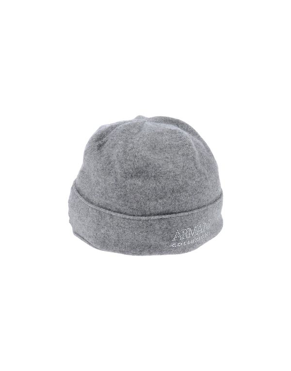 灰色 ARMANI COLLEZIONI 帽子