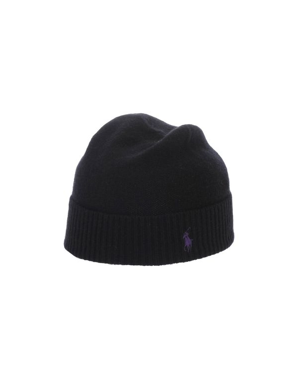 黑色 RALPH LAUREN 帽子