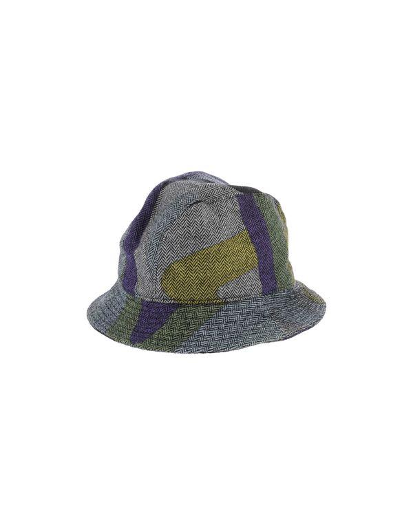 淡灰色 EMILIO PUCCI 帽子
