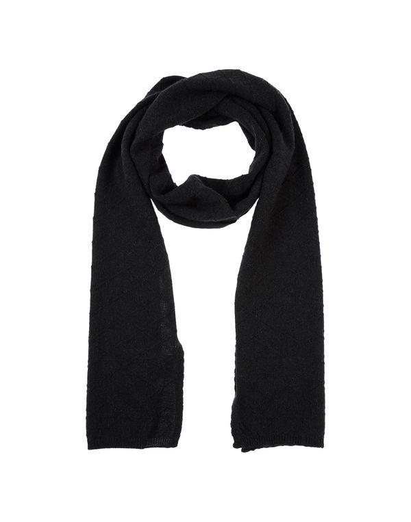 黑色 M.GRIFONI DENIM 围巾