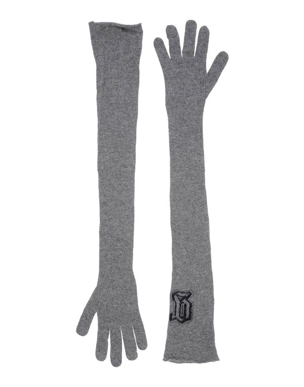 灰色 GALLIANO 手套