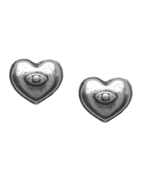 银色 PAMELA LOVE 耳环