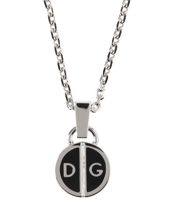 银色 D&G 项链