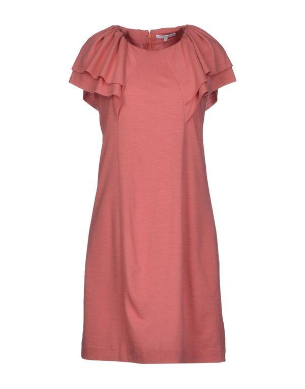 水粉红 PATRIZIA PEPE 短款连衣裙