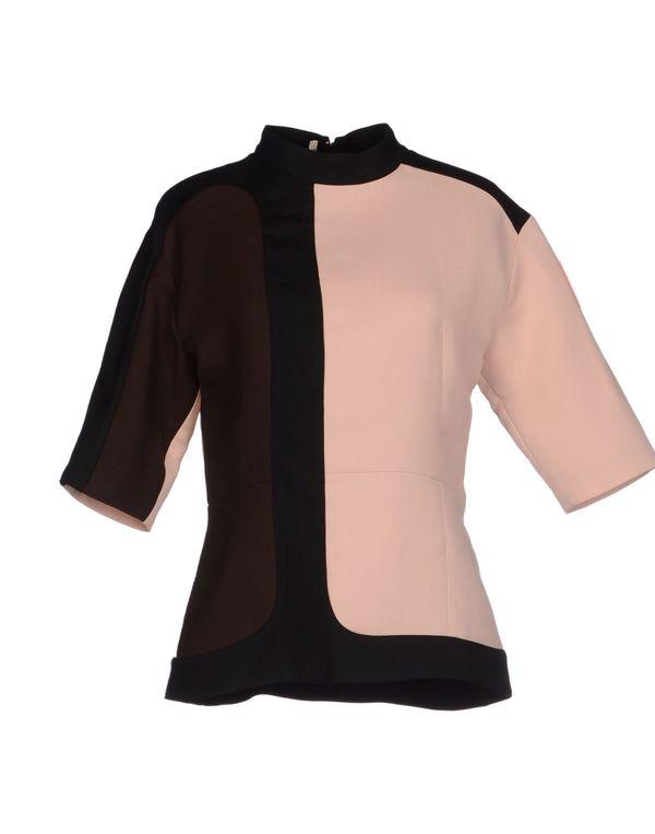 浅粉色 MARNI 女士衬衫