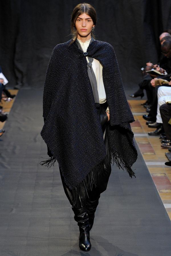 Hermès2012秋冬时装秀