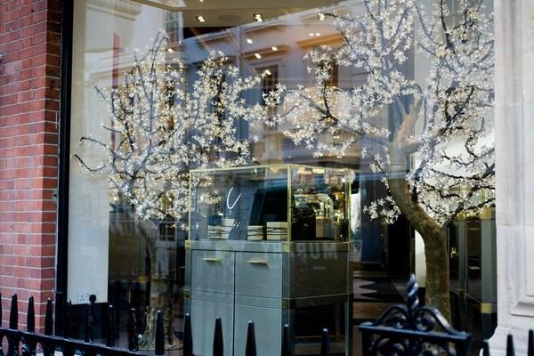 伦敦2012圣诞橱窗大赏