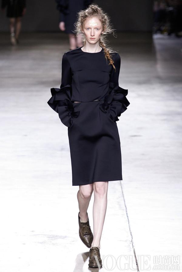 Simone Rocha2014秋冬时装秀