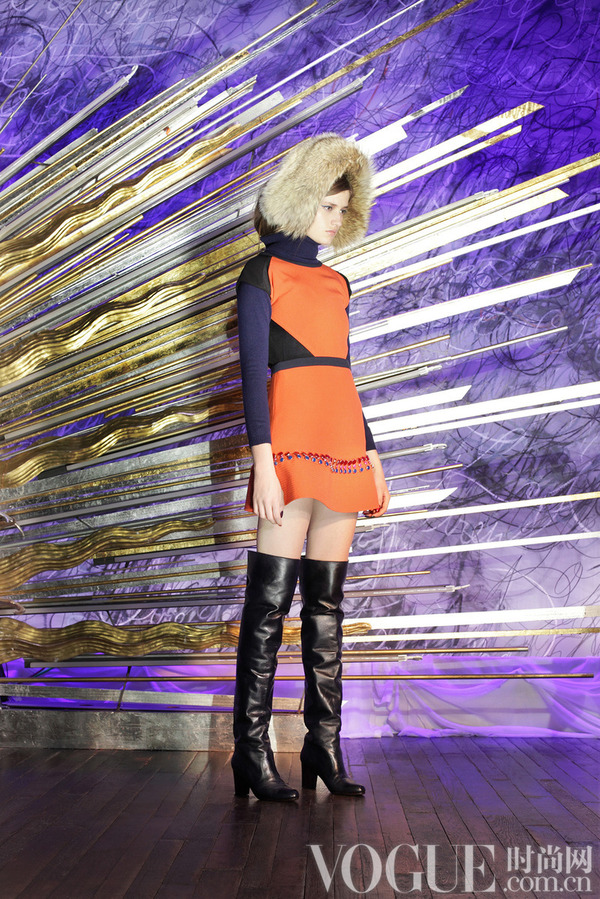 Cynthia Rowley2014秋冬时装秀