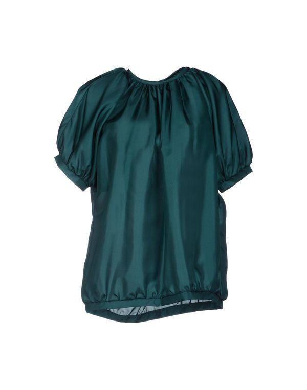 祖母绿 LAVINIATURRA 女士衬衫