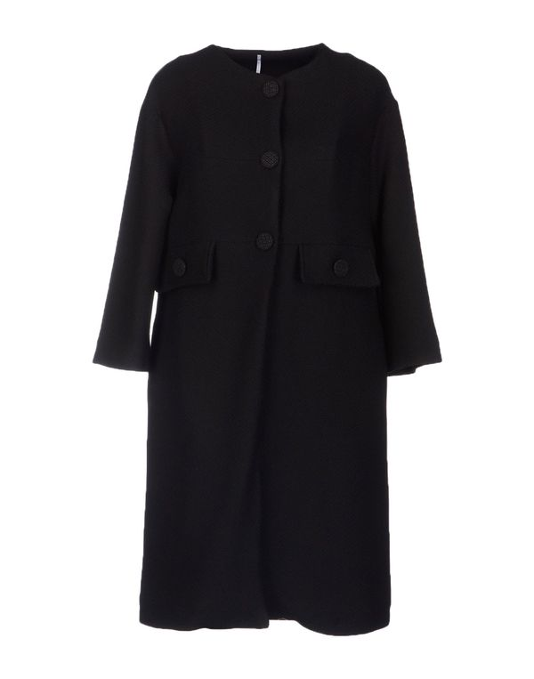 黑色 LAVINIATURRA 大衣