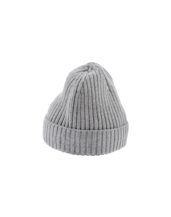 淡灰色 VERSACE 帽子