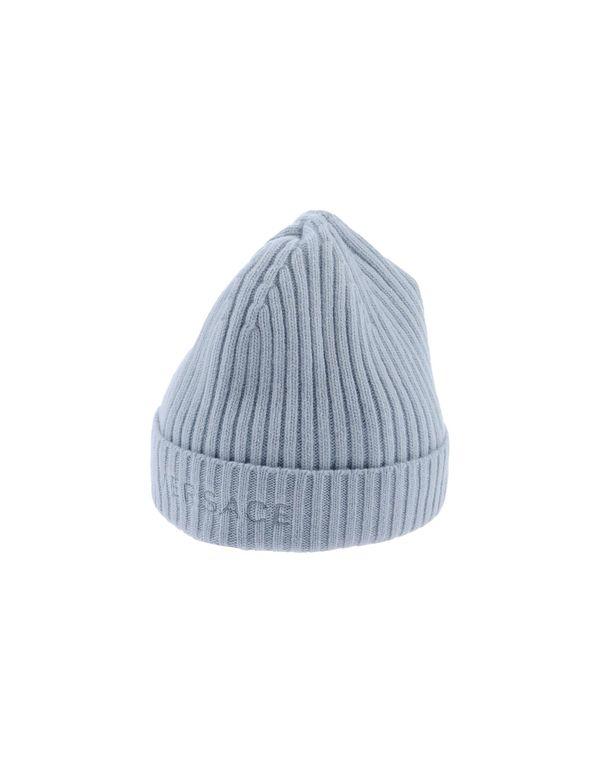 天蓝 VERSACE 帽子