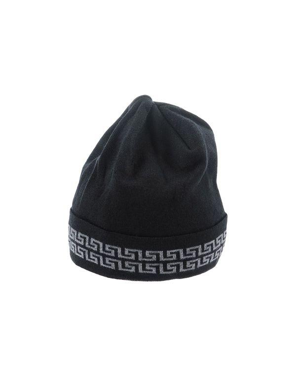 灰色 VERSACE 帽子