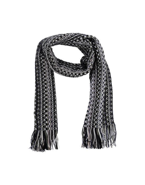 灰色 MISSONI 围巾