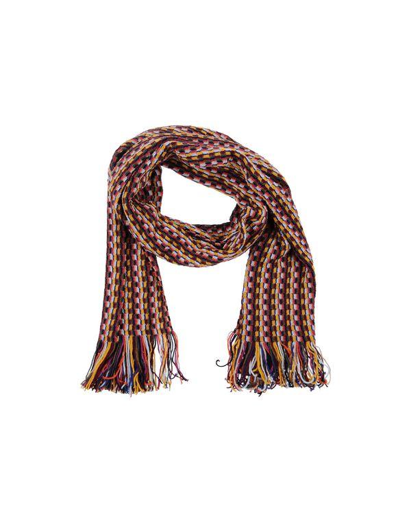 黄色 MISSONI 围巾