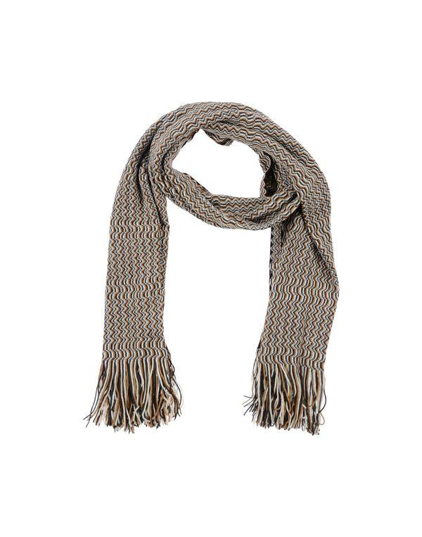 深棕色 MISSONI 围巾
