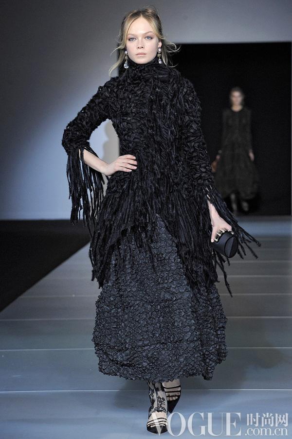 Giorgio Armani2011秋冬时装秀