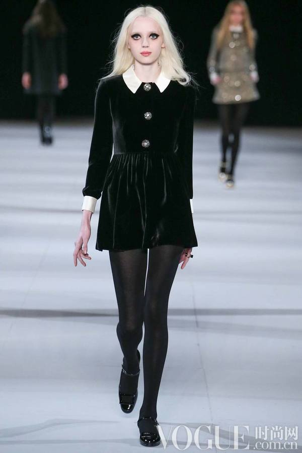 Saint Laurent Paris2014秋冬时装秀
