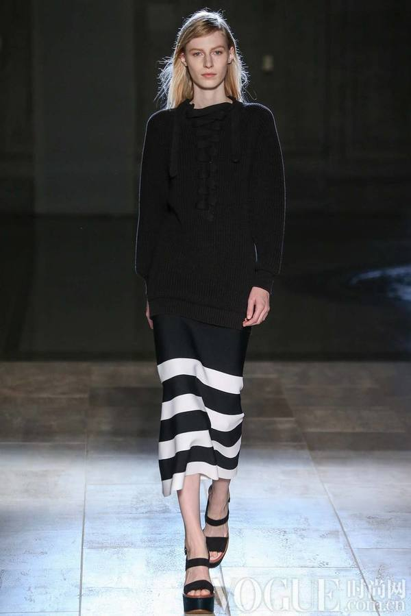 Victoria Beckham2015春夏时装秀