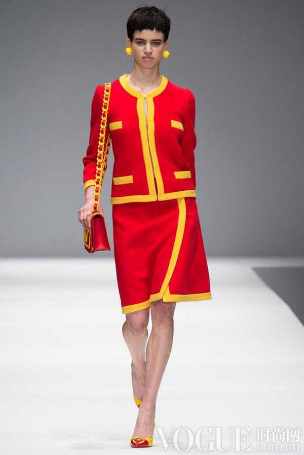 Moschino2014秋冬时装秀