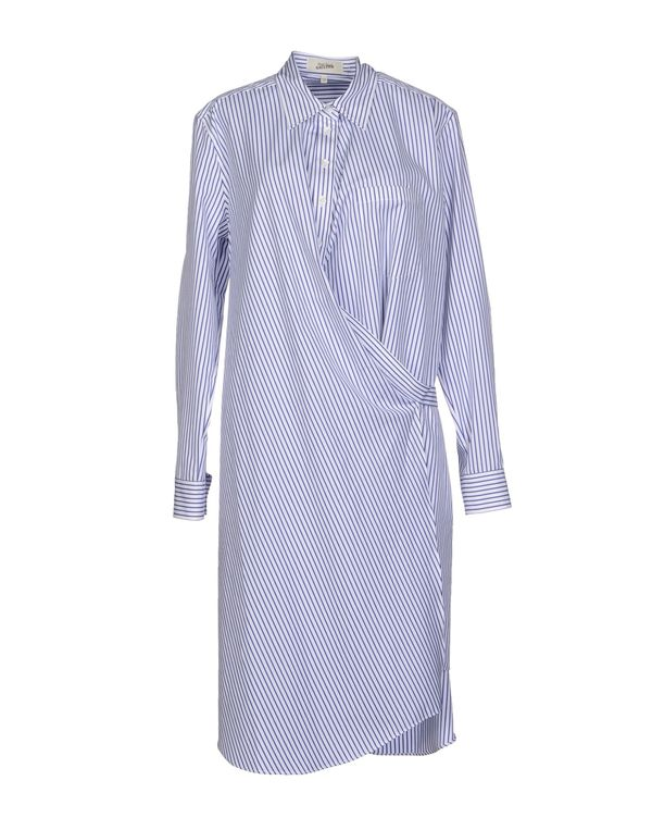 蓝色 JEAN PAUL GAULTIER 短款连衣裙