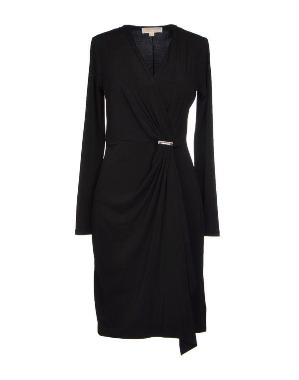 黑色 MICHAEL MICHAEL KORS 短款连衣裙