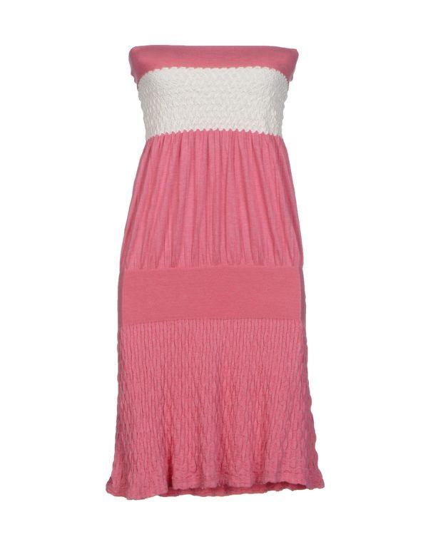 浅紫色 PATRIZIA PEPE 短款连衣裙